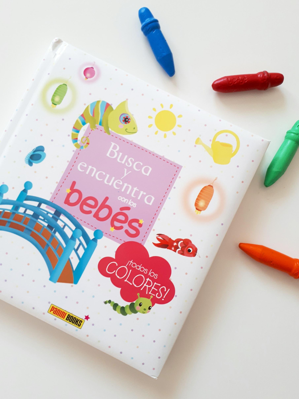 Libros infantiles de 0 a 3 años