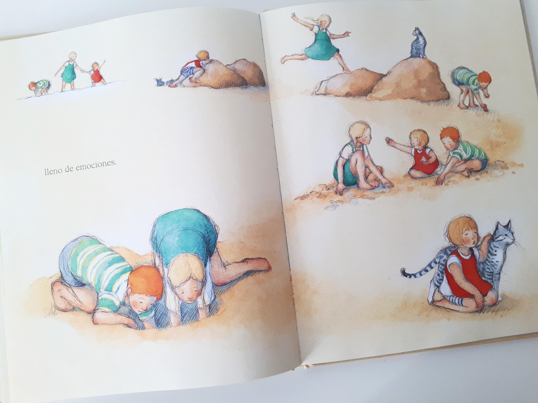 Un día perfecto libro montessori