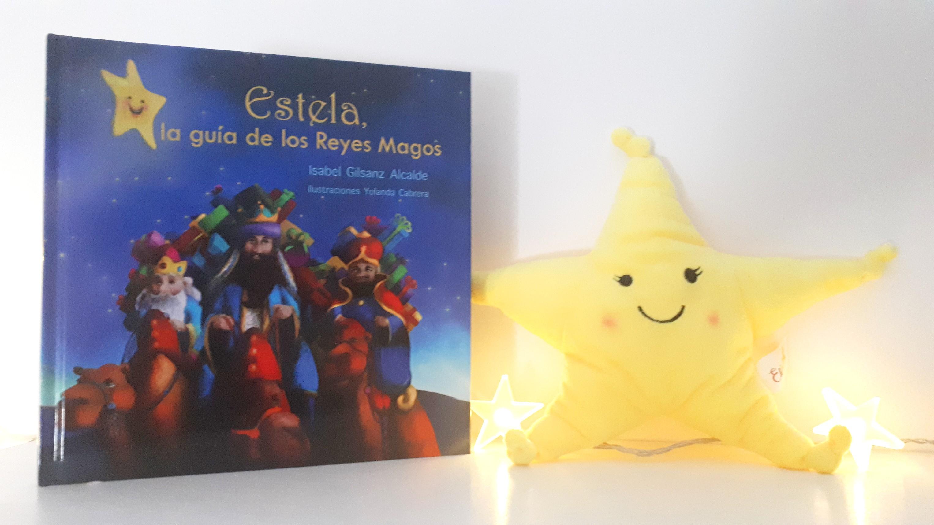Libro Navidad Reyes Magos