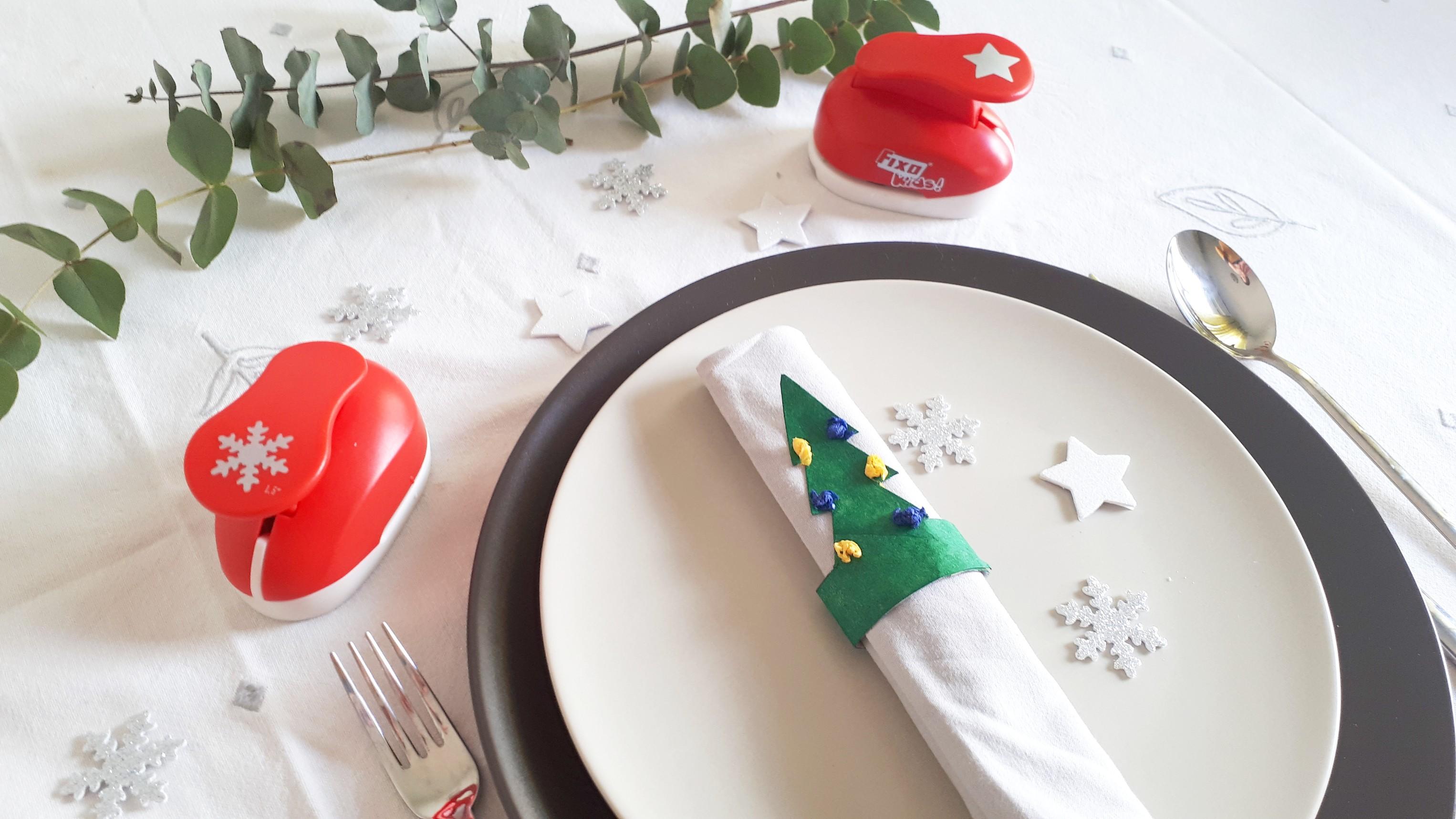 Mesa Navidad para niños