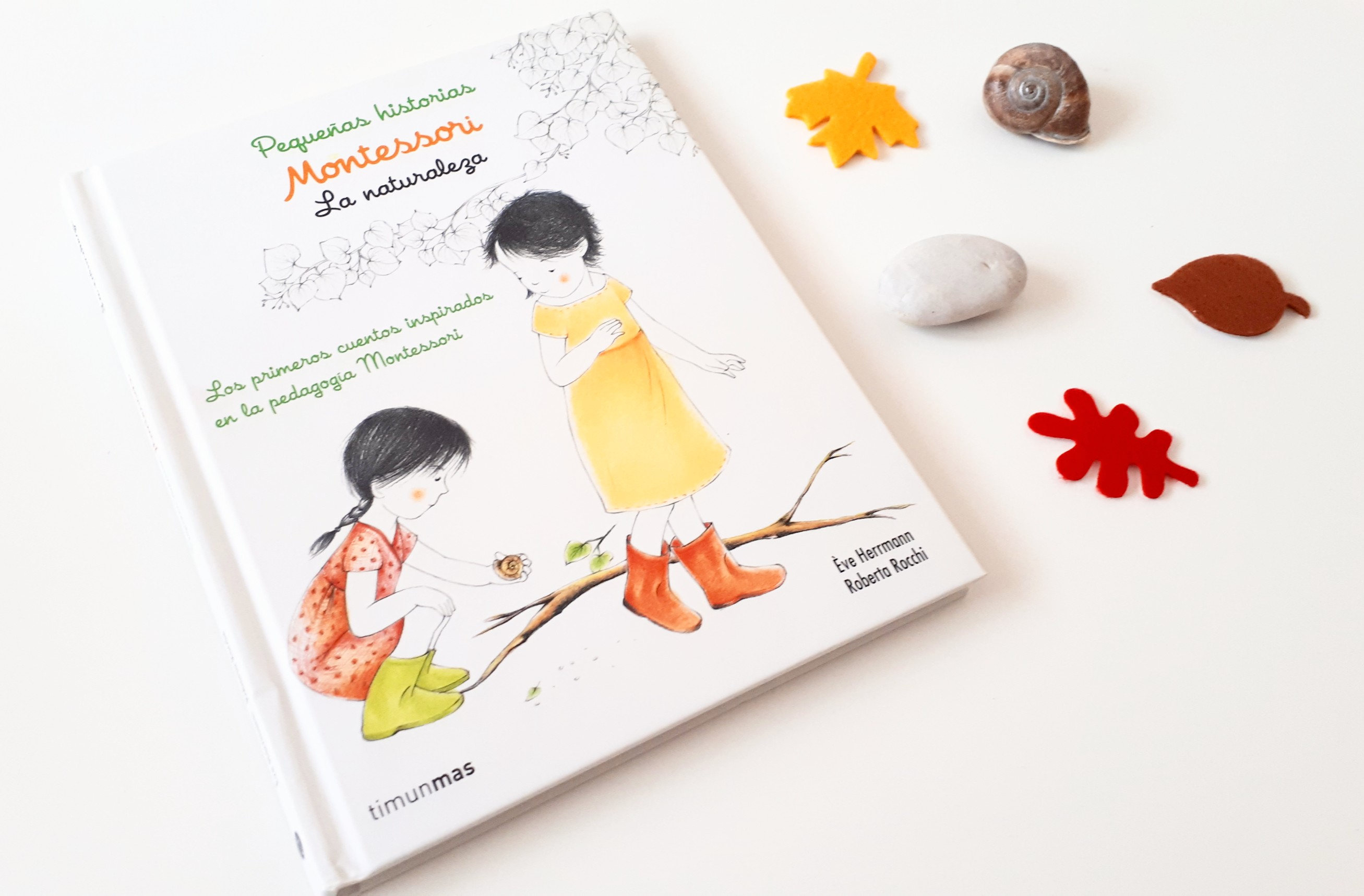 historias montessori Éve herrmann