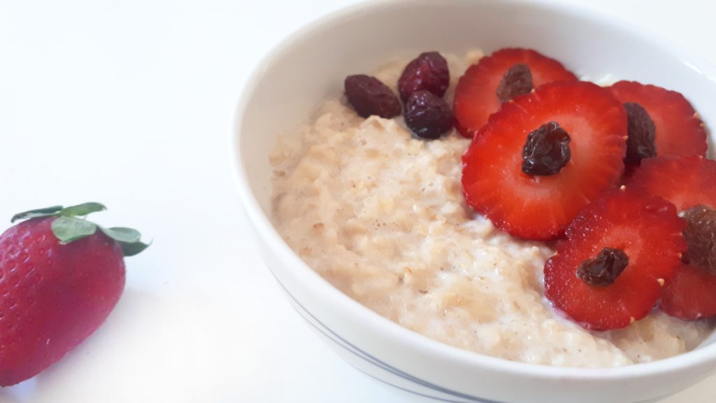 porridge receta de avena
