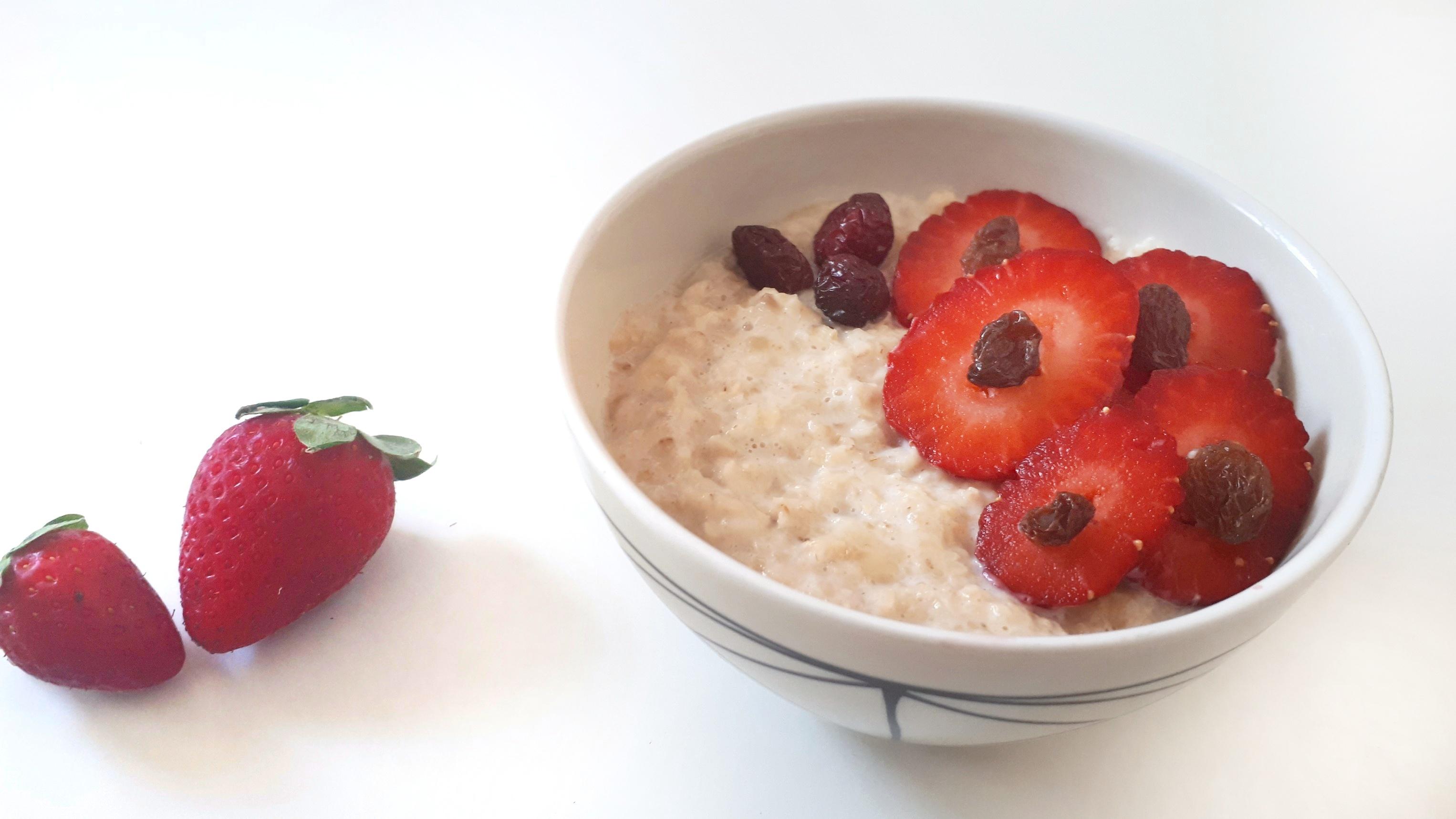Porridge Nutritivo Sabroso Y Facil De Preparar Los Cuentos De