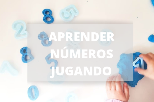aprender numeros jugando