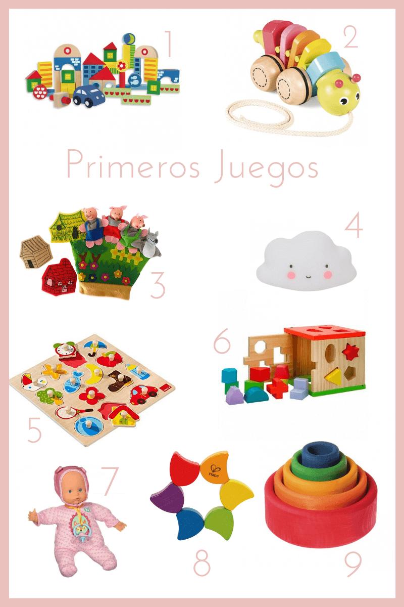 ideas juguetes para bebes