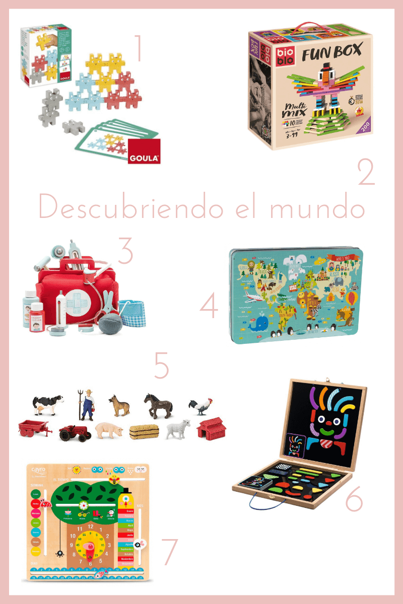 juguetes para regalos