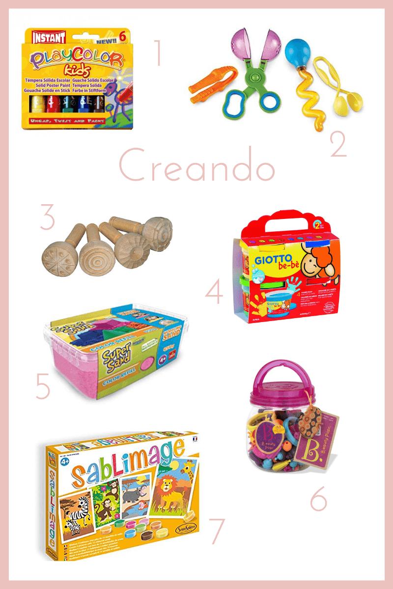 ideas de regalos para niños en navidad