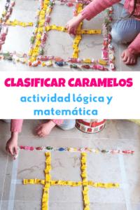 actividad matematicas para niños