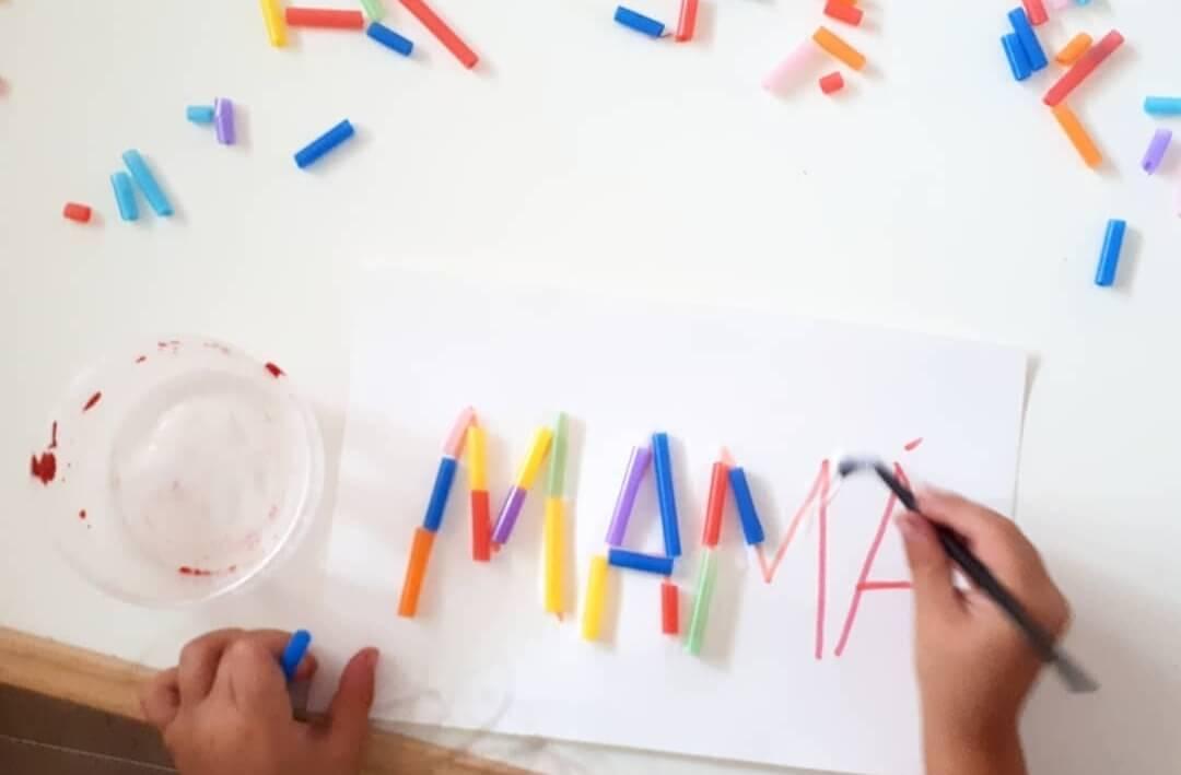 actividades para aprender el nombre
