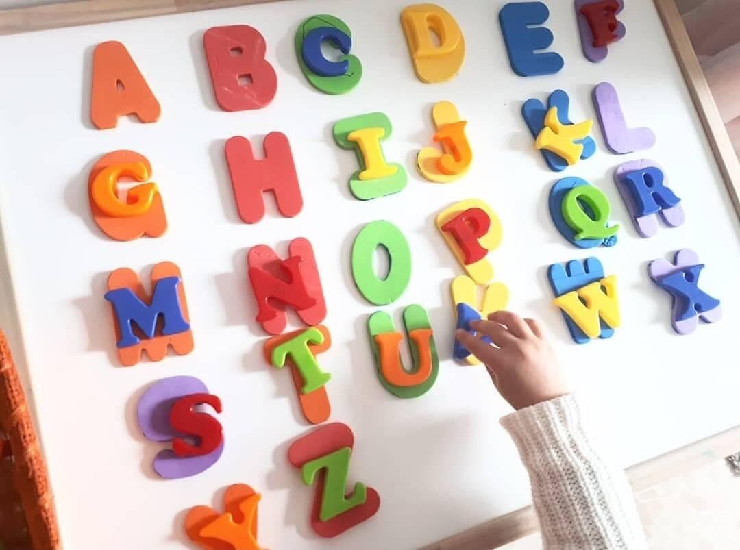 aprender letras