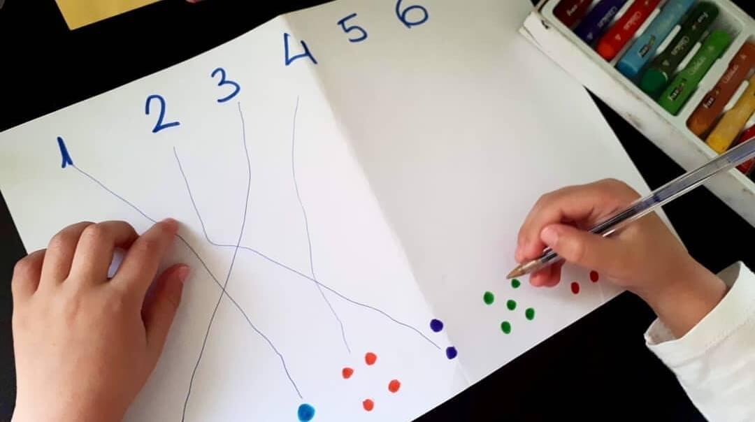 juegos para aprender los numeros infantil