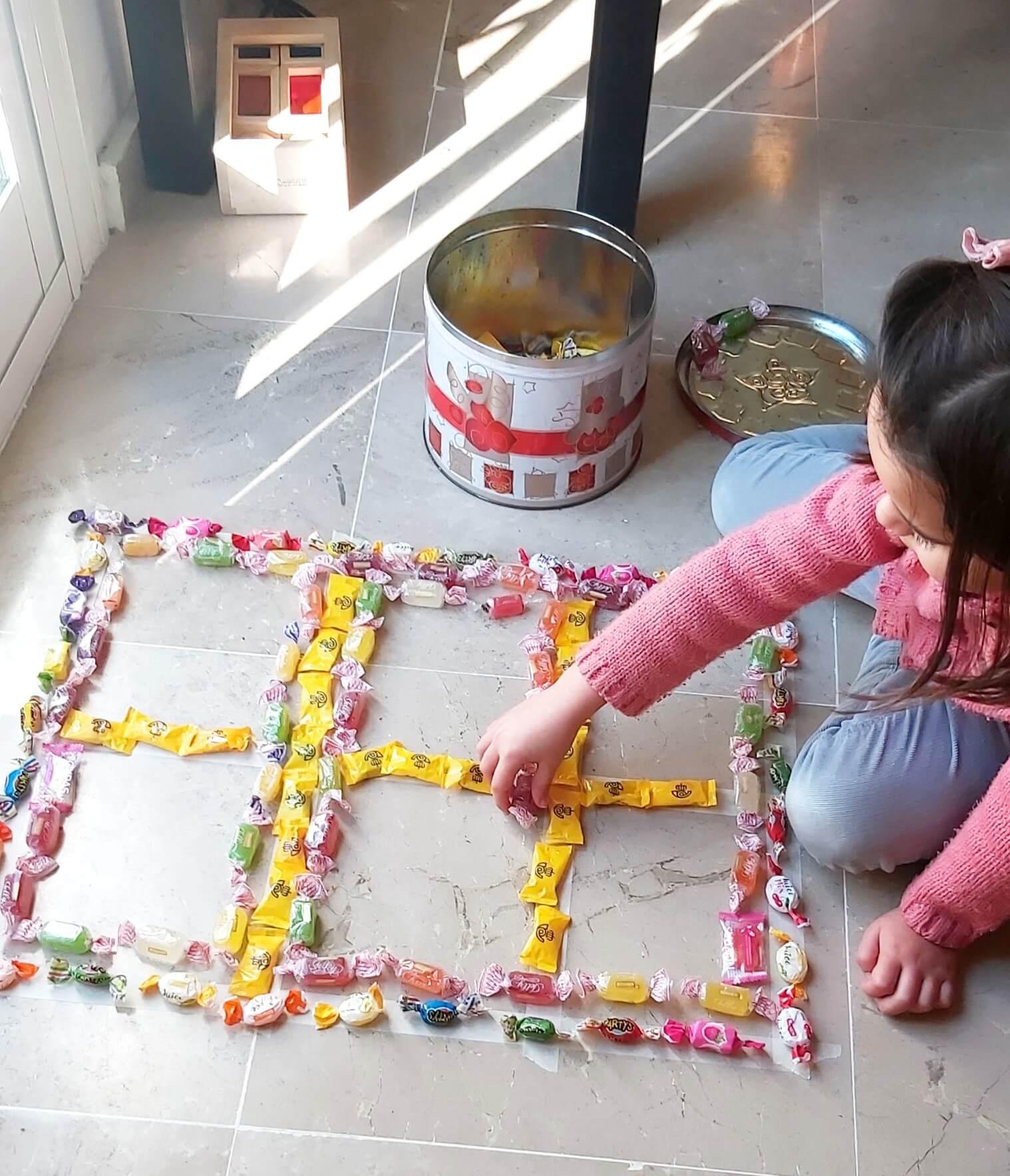 juego matematico para niños
