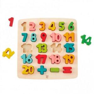 puzle de numeros