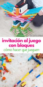 invitar al juego con construcciones