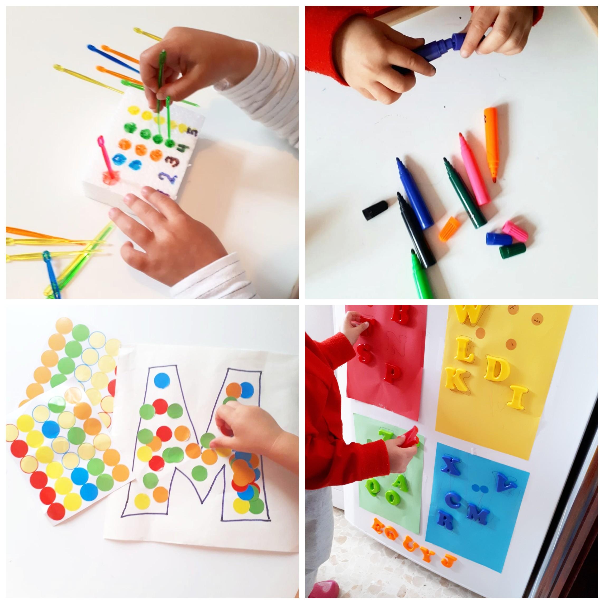 juegos de motricidad para niños
