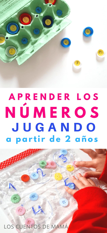 juegos para aprender los numeros