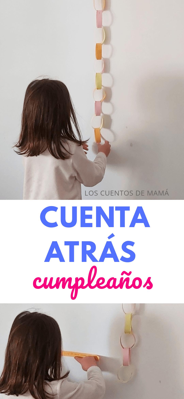 cuenta atras cumpleaños niños