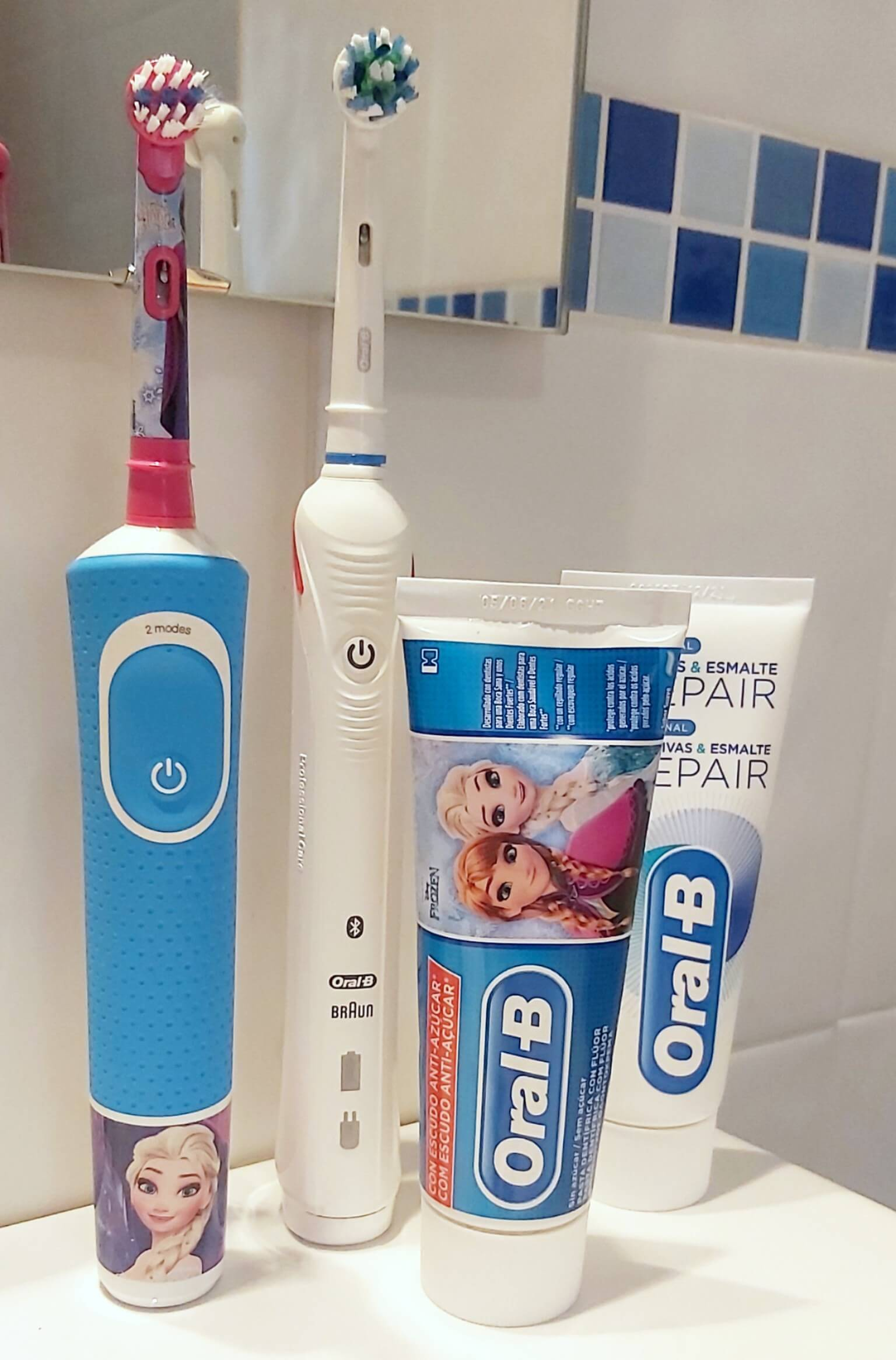 cepillos oral B
