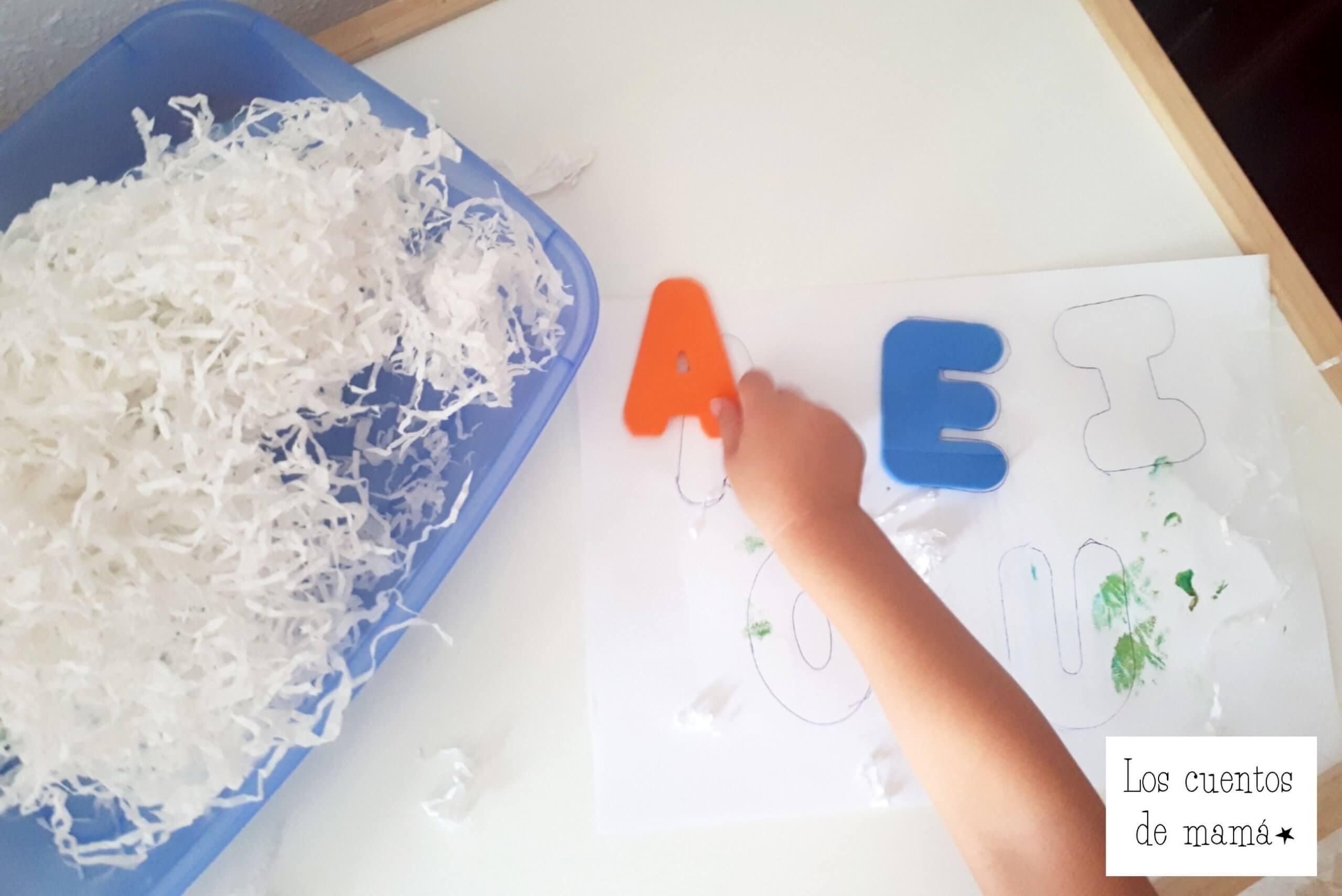 juegos para aprender las letras