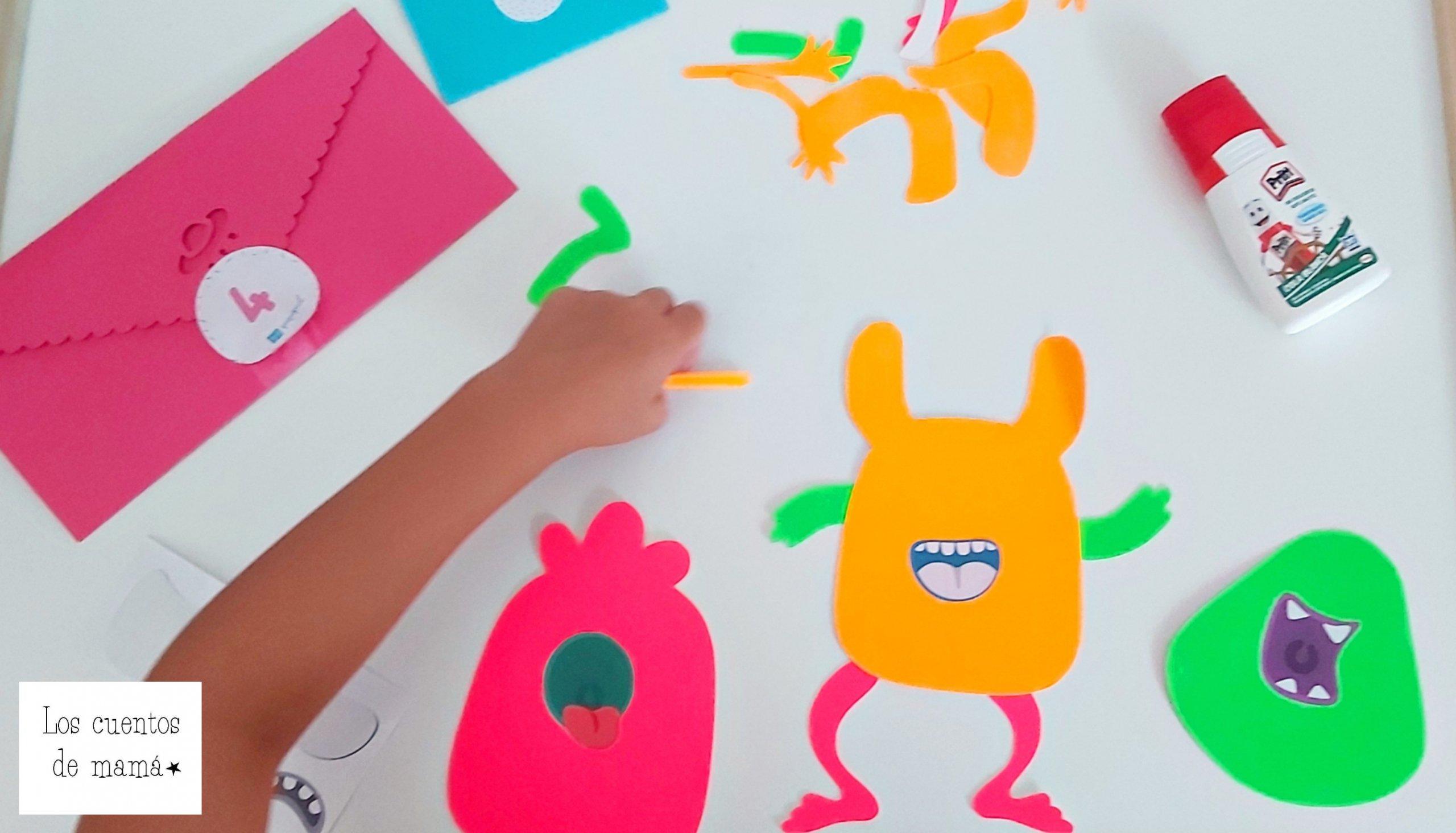 pequepack pack de manualidades para niños