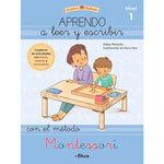 aprender a leer y escribir montessori