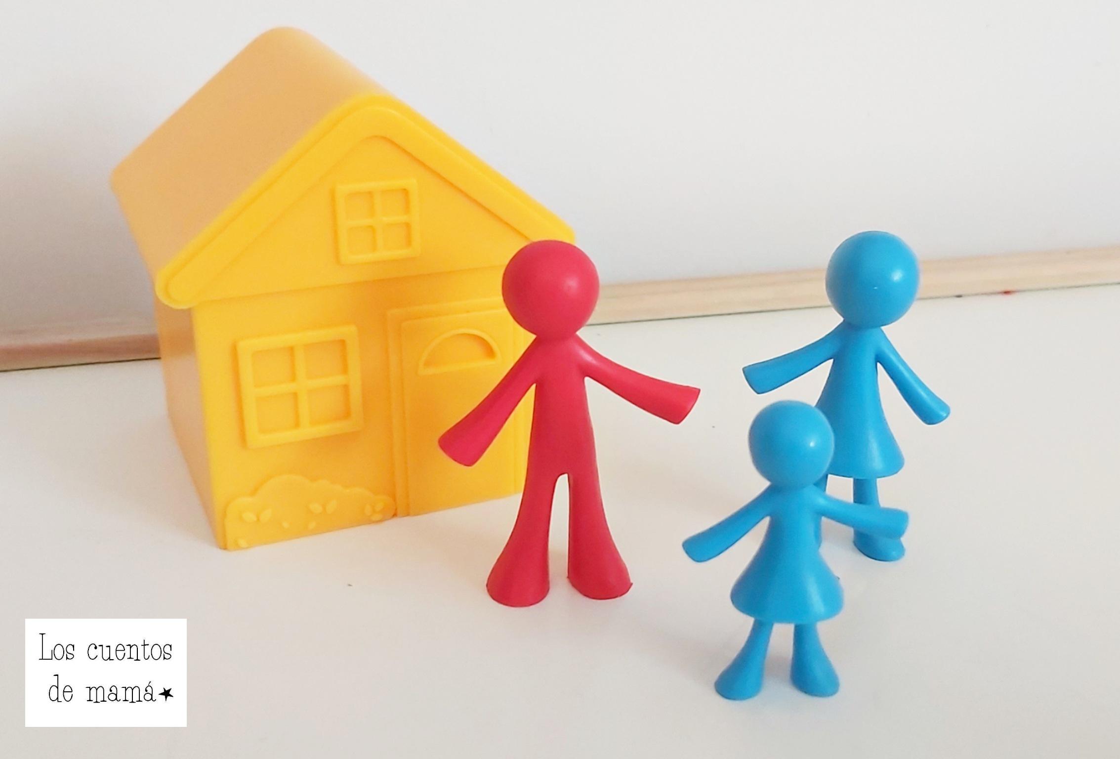 juguetes educativos para aprender sobre diversidad familiar