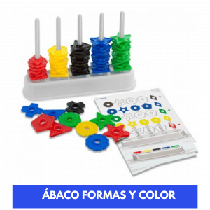 abaco formas y color