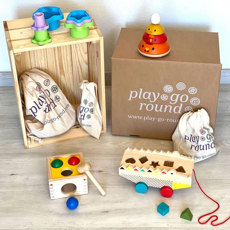 play go round
