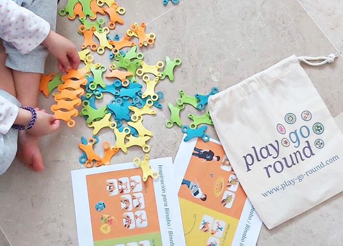 jugando con play go round