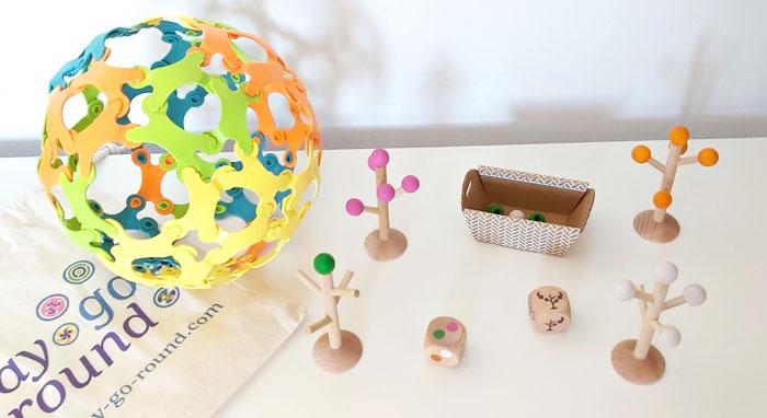 minimalismo de los juguetes