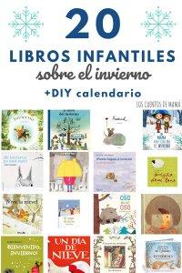 libros y cuentos de invierno para niños