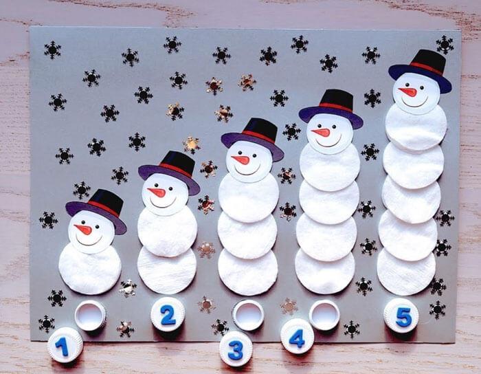 juegos de invierno para niños