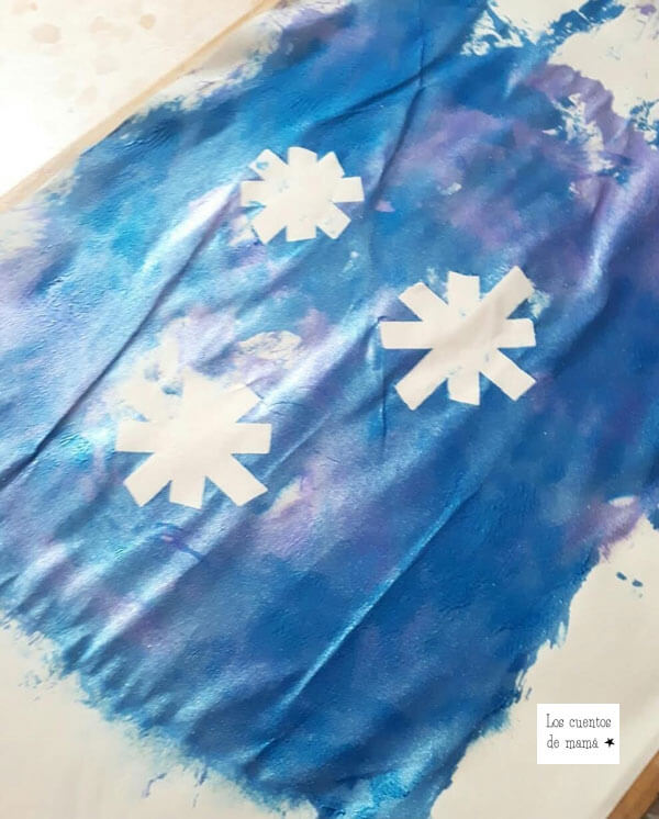 manualidades para niños en invierno