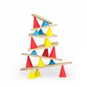 juego de construccion y habilidad para niños