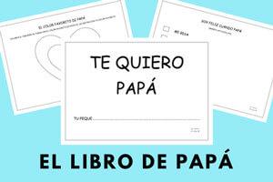 libro para papa para regalar