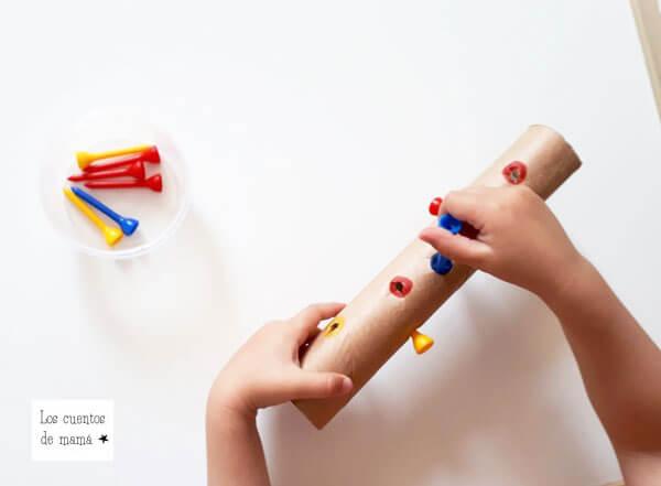 juegos para niños para aprender los colores