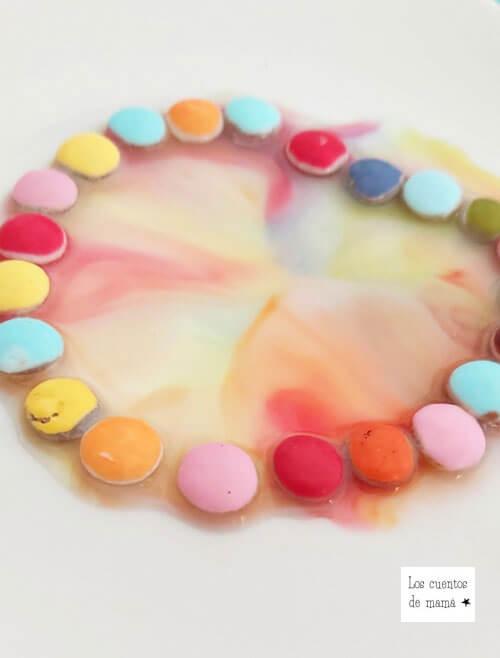 actividades de color para niños