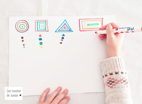 ideas para que los niños aprendan los colores