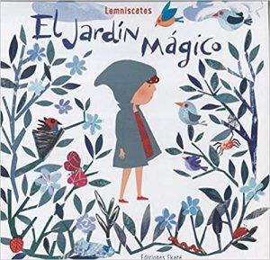libro de primavera para niños el jardin magico