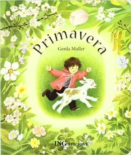 libro infantil sobre la primavera