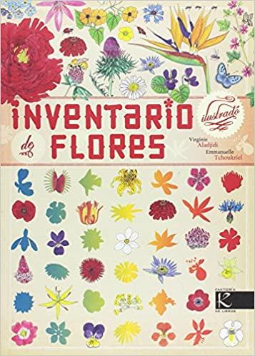 inventario de flores para niños