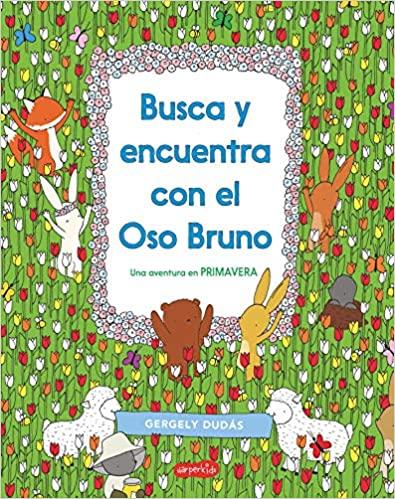 libros sobre primavera para niños