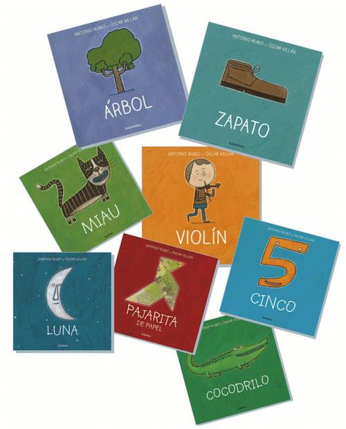 libros y cuentos para bebes
